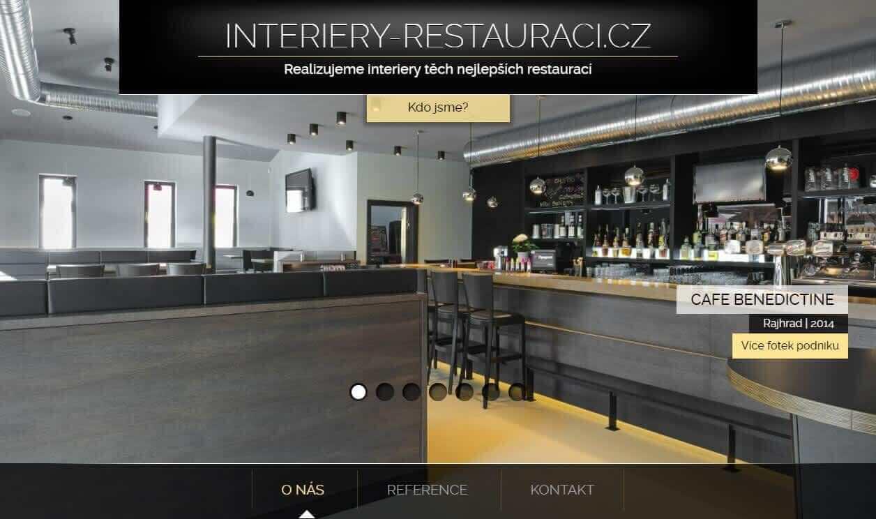 Interiery-restauraci